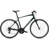 Sirrus 1.0 Hybrid Bike - 2021 - Green