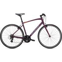 Sirrus 1.0 Hybrid Bike - 2021 - Purple