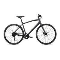 Whitechapel V2 Hybrid Bike - 2021 - Grey