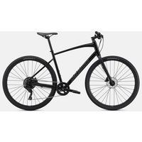 Sirrus X 2.0 Hybrid Bike - 2021 - Black/Satin Charcoal