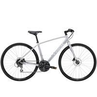 Women's FX 2 Disc Hybrid Bike - 2021 - Matte Quicksilver