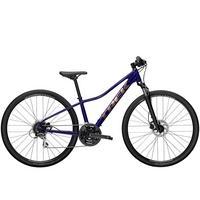Women's Dual Sport 2 Hybrid Bike - 2021 - Purple