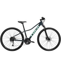 Women's Dual Sport 3 Hybrid Bike - 2021 - Navy