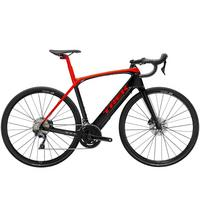 Domane+ LT Electric Road Bike - 2020 - Black/Red