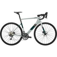 Supersix Evo Neo 2 E-Road Bike - 2021 - Sage Gray