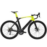 Madone SL 6 Disc Road Bike - 2020 - Black/Volt