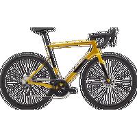 SuperSix Evo Carbon Disc Ultegra Road Bike - 2020 - Black/Gold