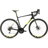 Attain GTC Race Road Bike - 2020 - Black/Yellow