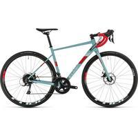 Women's Axial Pro Road Bike - 2020 - Grey/Coral