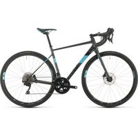 Women's Axial Race Road Bike - 2020 - Black/Blue