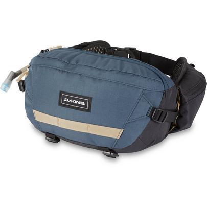 Dakine Hot Laps 5L Bike Waist Bag - Midnight Blue