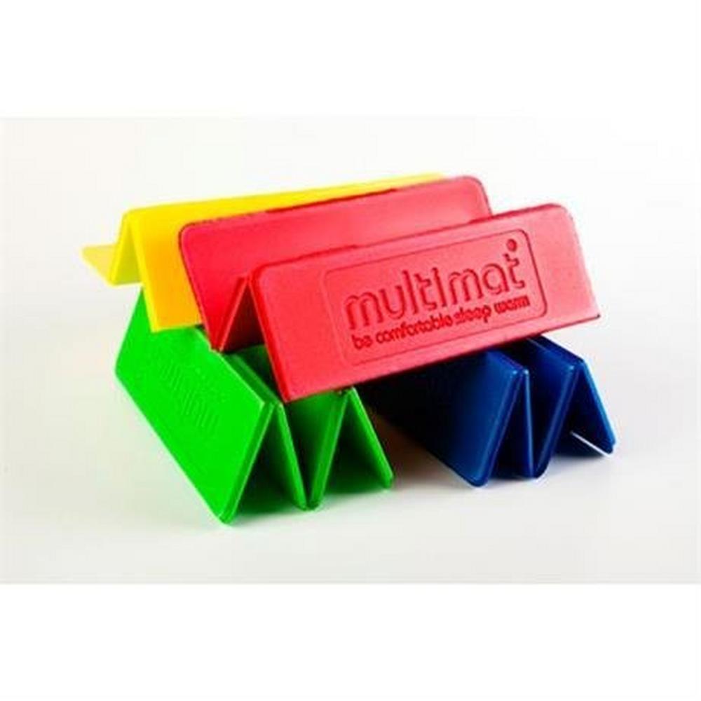 Multi Mat Multimat Compact Kumfie MOD Sit Mat - Assorted Colours