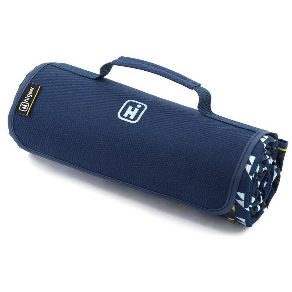 Hi-gear Delta Picnic Blanket - Blue