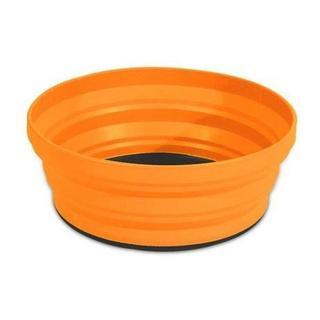 X-Bowl Folding Bowl - Orange