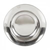 Stainless Steel Camping Plate