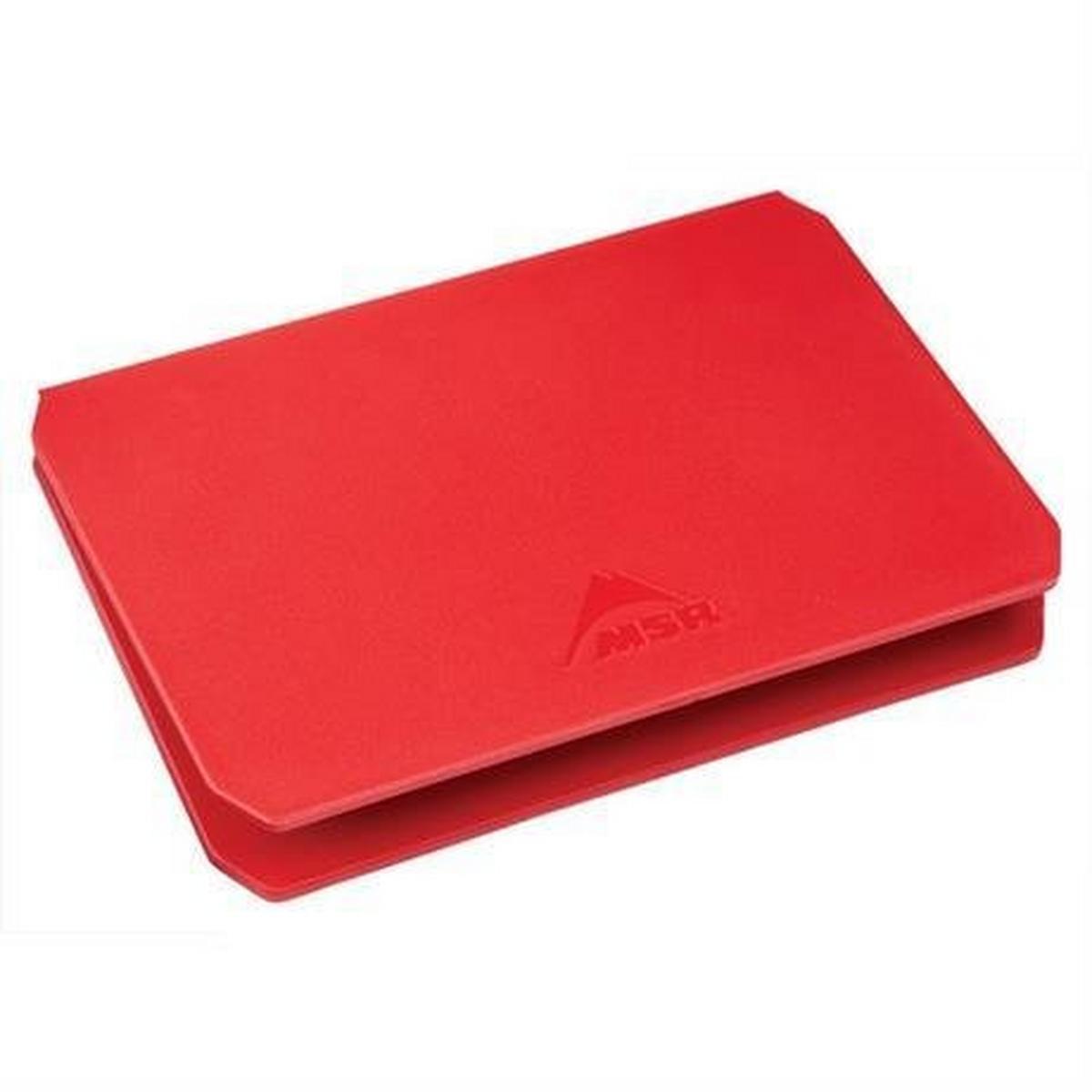 M.s.r. MSR Alpine Deluxe Cutting Board Red
