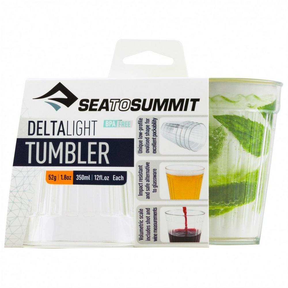 Sea To Summit Delta Lite Tumbler (2 Pack)