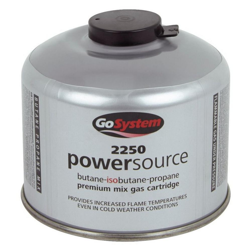 Go System Powersource Gas Cartridge 220g