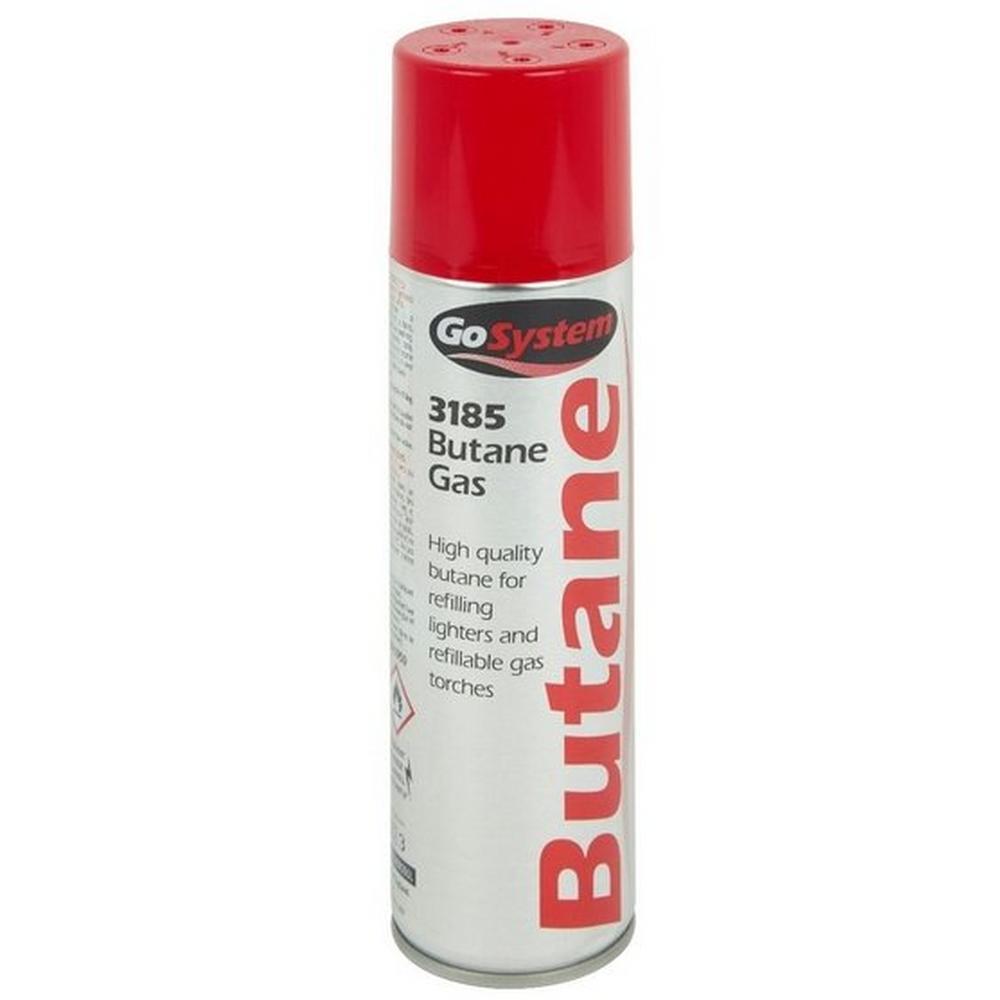 Go System Butane Aerosol Lighter Refill