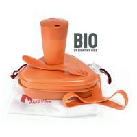 Mess Kit Bio - Rusty Orange