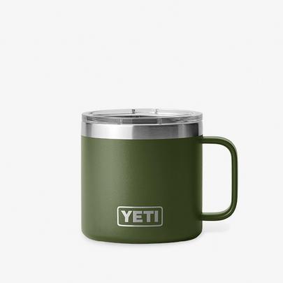 Yeti Rambler 14OZ Mug - Highland Olive