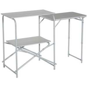 Basecamp Kitchen Stand - Silver