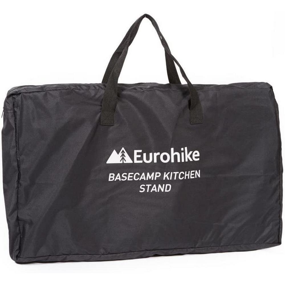 Eurohike Basecamp Kitchen Stand - Silver