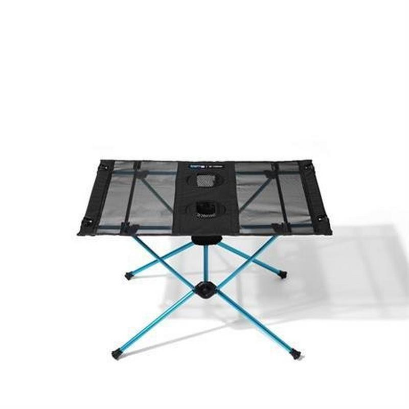 Camping Table One Black/Blue