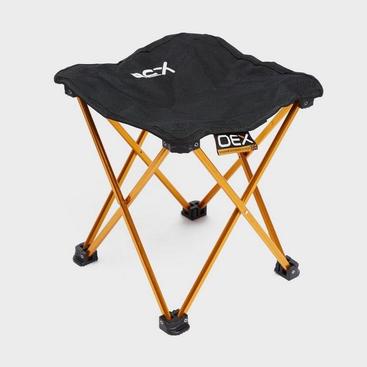Oex Ultra-Lite Stool - Black