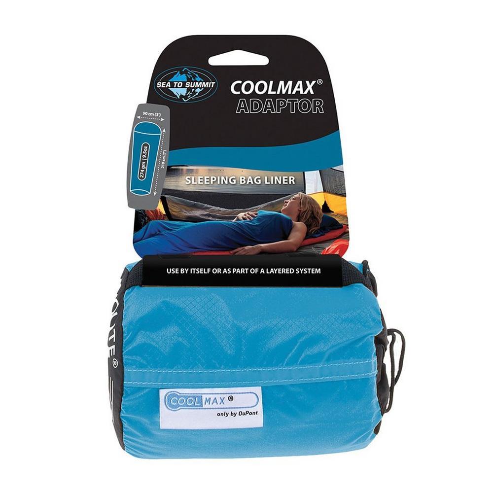 Sea To Summit Coolmax Liner Adaptor - Blue
