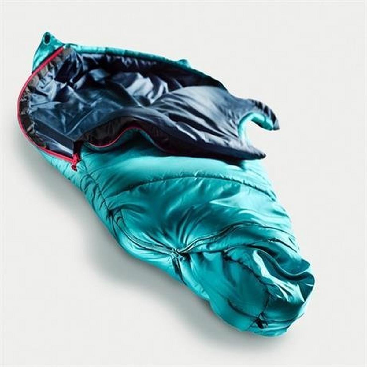 Deuter Children's Sleeping Bag Little Star EXP Petrol/Navy