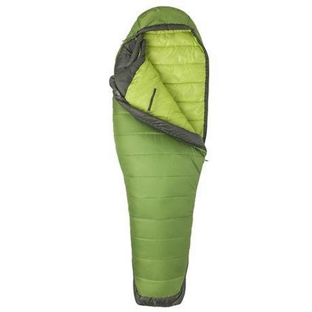 Marmot Sleeping Bag Women's Trestles Elite Eco 30 REGULAR Wheatgrass/Crocodile