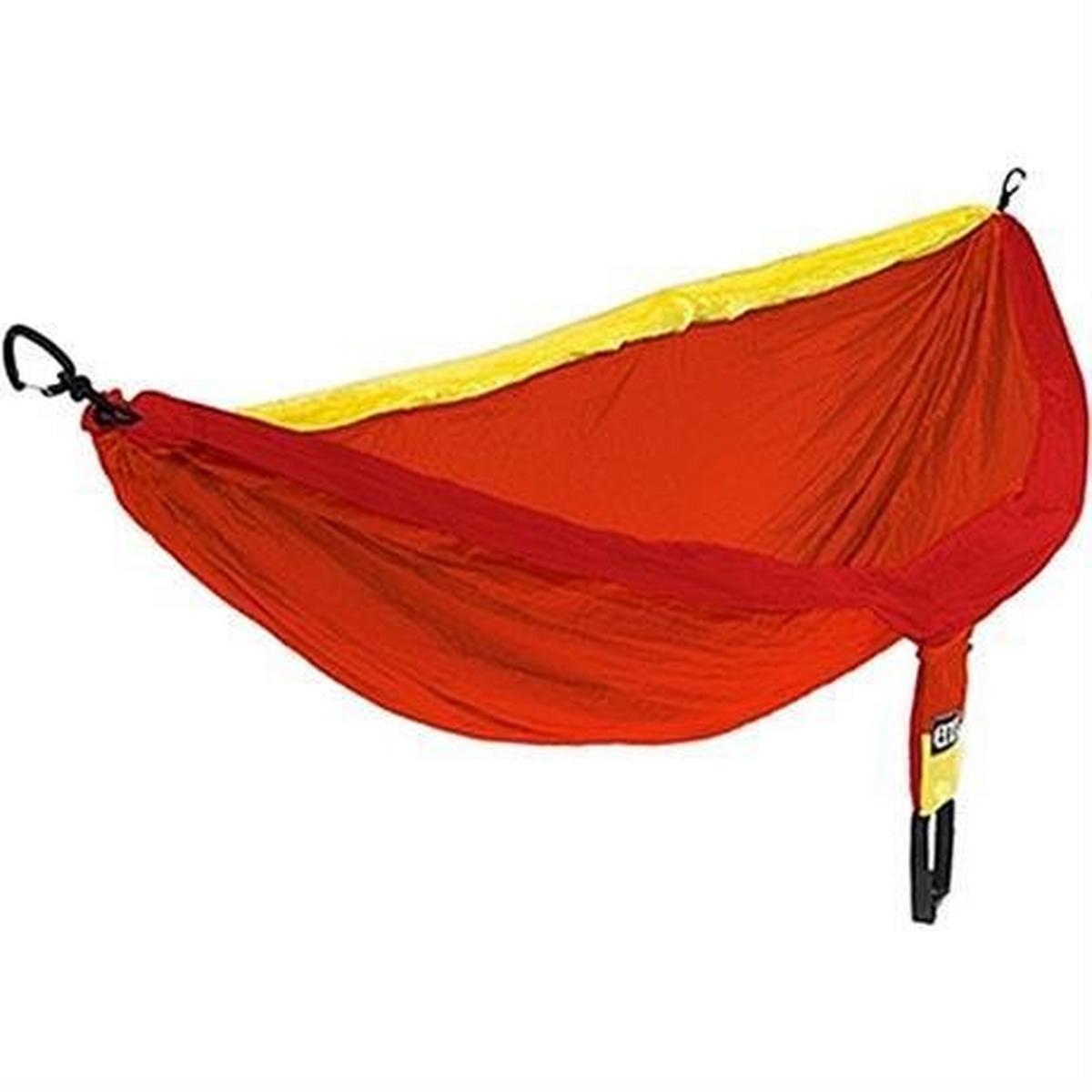 Eagle Nest ENO Hammock DoubleNest Sunshine Orange/Red/Yellow