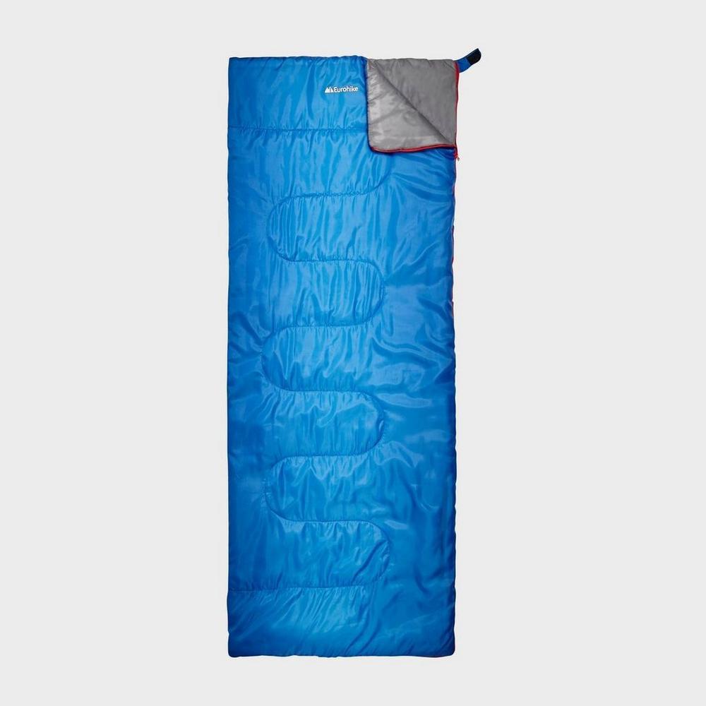 Eurohike Snooze 200 Sleeping Bag - Bright Blue
