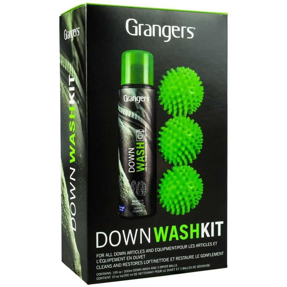 Grangers Down Wash Kit 300ml