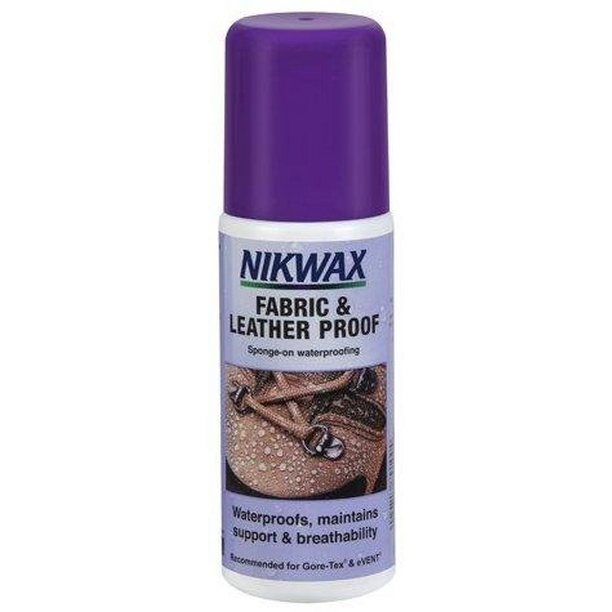 Nikwax Fabric and Leather Spray