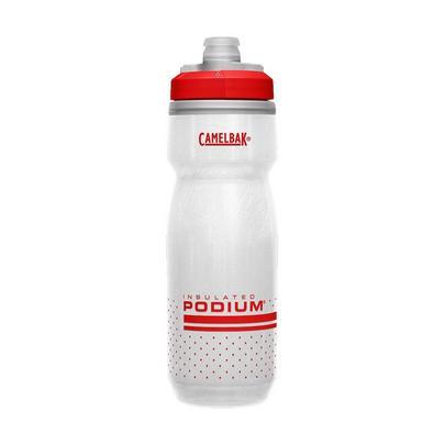 Camelbak Podium Chill Insulated Bottle 620ML - Red/White