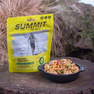 Camping Meal: Chicken Fried Rice