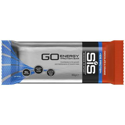 Sis Go Energy Plus Protein Bar- Chocolate and Orange