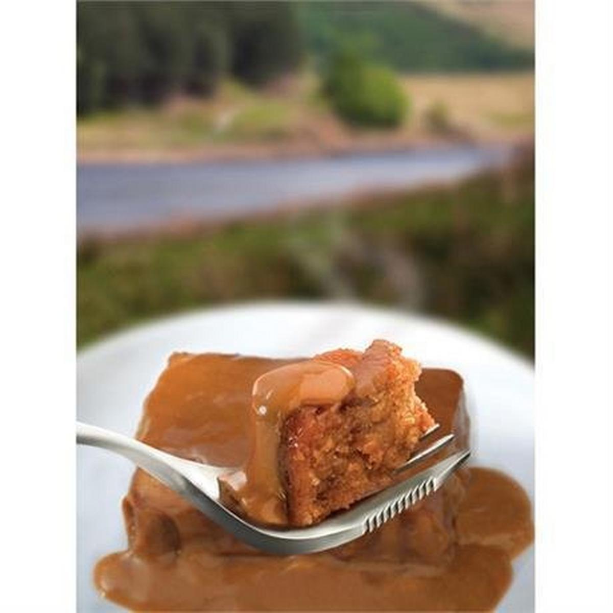 Wayfayrer Food Sticky Toffee Pudding