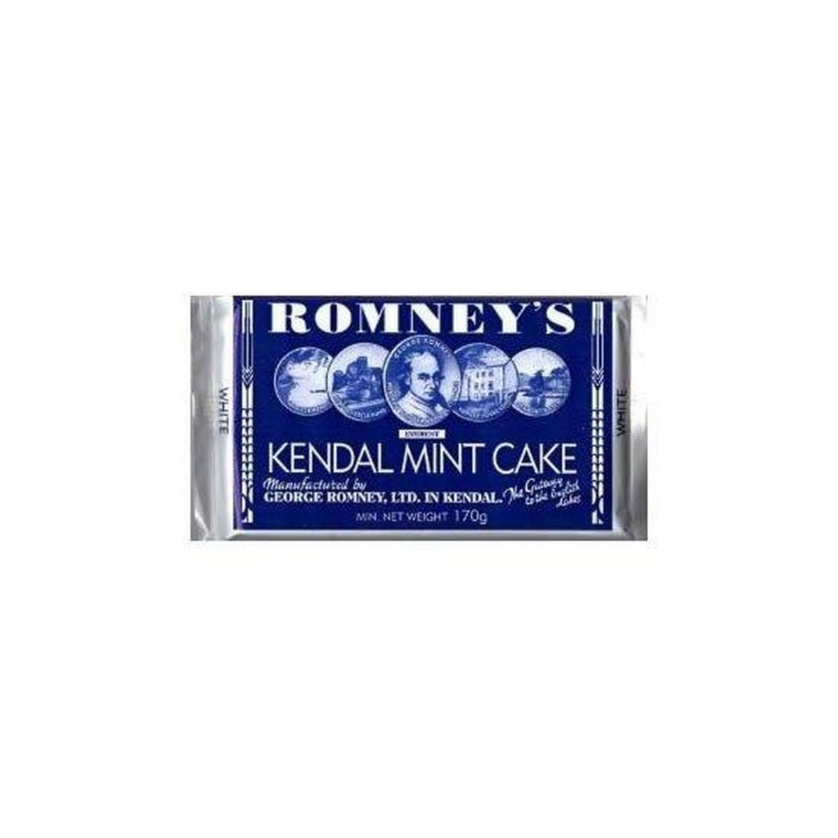 Romneys Kendal Mink Cake 170g Bar