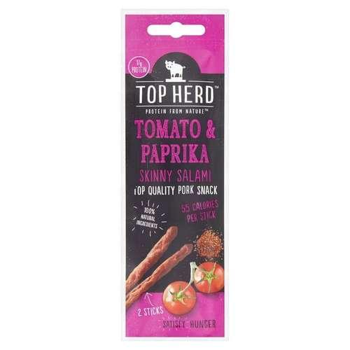 Tomato and Paprika Salami