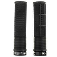 Deathgrip Soft Thick MTB Grips - Black