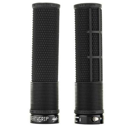 Dmr Deathgrip Soft Thick MTB Grips - Black