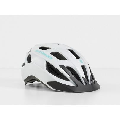 Bontrager Women's Solstice Cycling Helmet - White