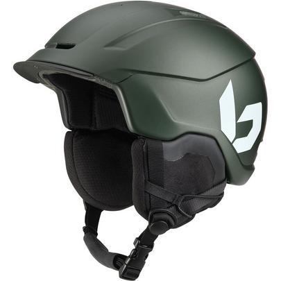 Bolle Men's Instinct 2.0 MIPS Ski Helmet - Forest Matte