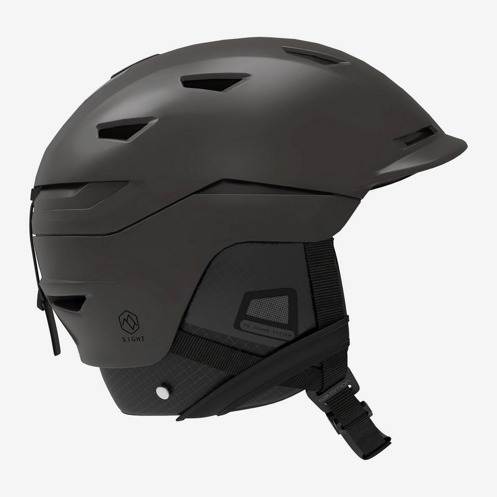Salomon Sight CA MIPS Helmet - Black