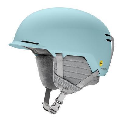 Smith Optics Kids Scout Junior MIPS Ski Helmet - Matte Polar Blue