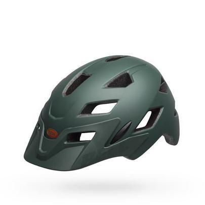 Bell Youth Sidetrack Helmet - Dark Green