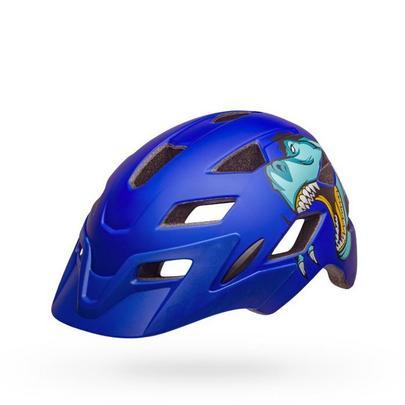 Bell Child's Sidetrack Helmet - Blue